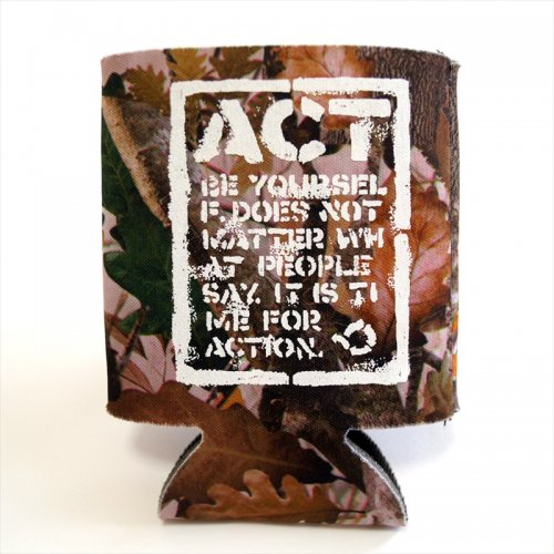 ACT / KOOZIE2 - DUCK CAMO
