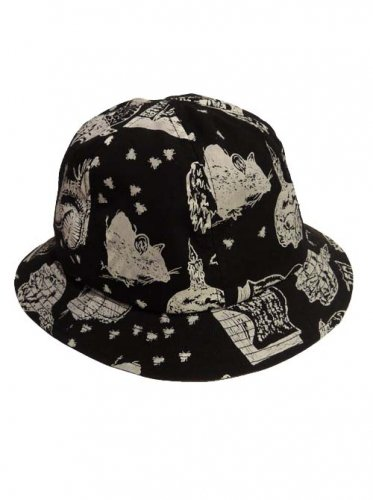 "ESCAPE / ""WITCHCRAFT""  6 PANEL HAT"
