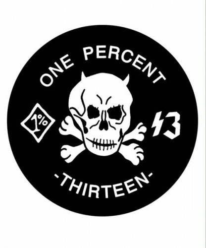 1%13 / 1%13 Original New Design Sticker