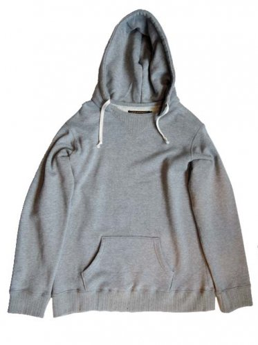 CRAFSORT / AFTER HOODED PARKA - GRAY