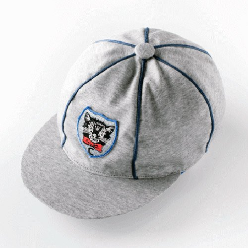 CHARMING MAN / CAT MAN SCHOOL CAP
