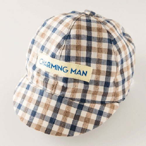 CHARMING MAN /  KIDS CASUALS CAP