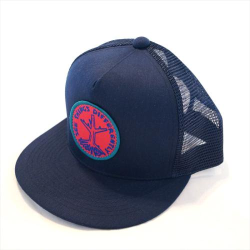 予約商品 ACT / ROOTS CAP - NAVY x PINK