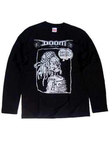 DOOM / WE Hate Brew Crew LONG SLEEVE T-Shirts