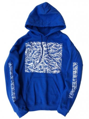 予約商品 ESCAPE / MUMMY HOODY - BLUE