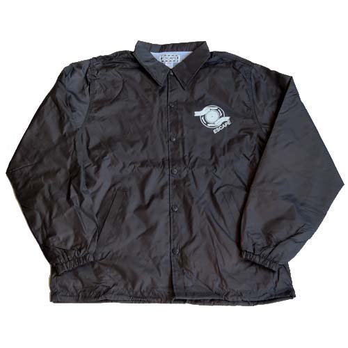 ESCAPE / MUMMY COACH JAKET - CHARCOAL