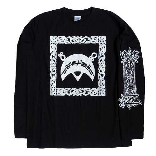SEDITION / Pictish Symbol LONG SLEEVE T-Shirts