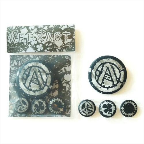 ACT x A.F.P. / OILED BADGES