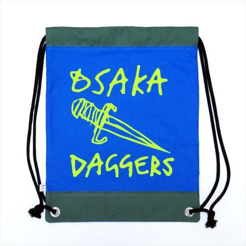 OSAKA DAGGERS / 2WAY KNAPSACK - BLUE