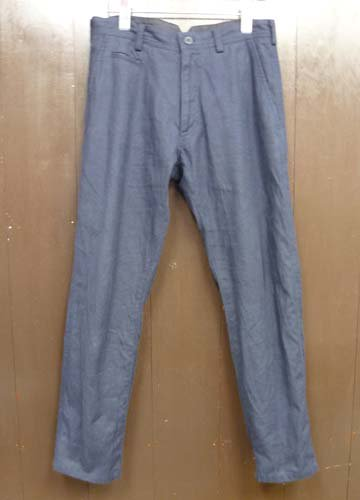 CRAFTHOUGHT / OLD WORK TROUSERS