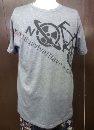 MICRO ACTION / HAVE A NICE CYCLE T-shirts