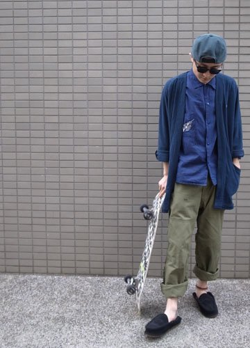<img class='new_mark_img1' src='//img.shop-pro.jp/img/new/icons16.gif' style='border:none;display:inline;margin:0px;padding:0px;width:auto;' />5W / GAUN - NAVY