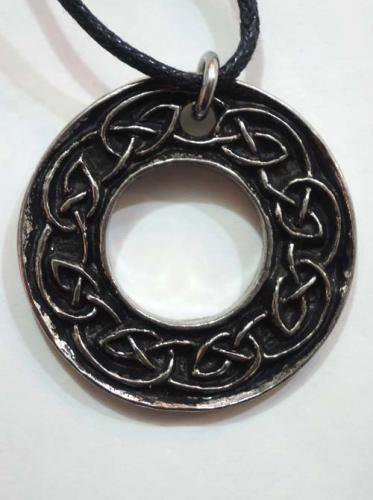 Celtic pendants / The Monymusk Knot