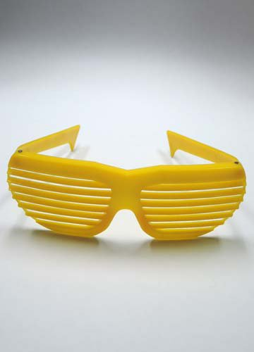 BLIND SUNGLASS - Yellow