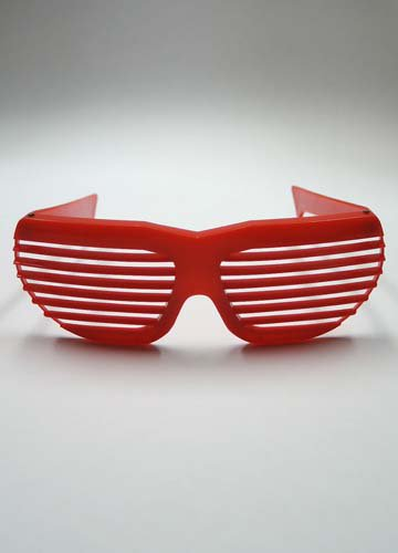 BLIND SUNGLASS - Red