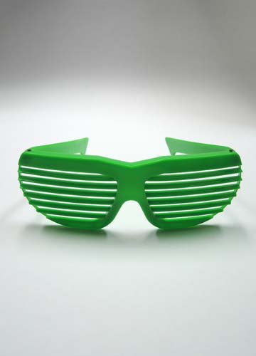 BLIND SUNGLASS - Green