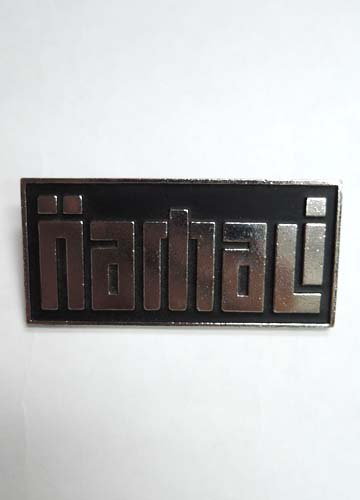 NAMALi / LOGO METAL BADGE