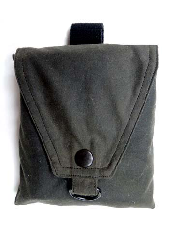Zleipnes / ASSORT OIL  POUCH A TYPE-BLACK