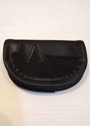 ACT / SK8 COIN PURSE - BLACK