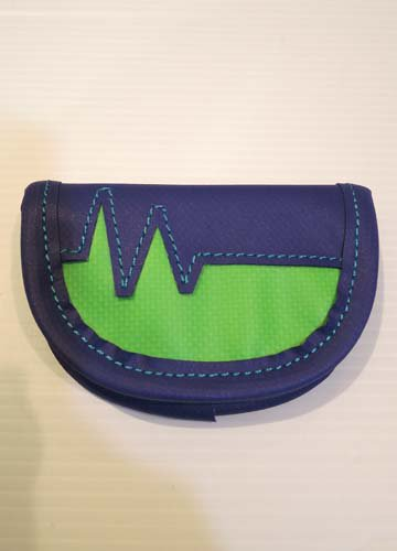 <img class='new_mark_img1' src='//img.shop-pro.jp/img/new/icons16.gif' style='border:none;display:inline;margin:0px;padding:0px;width:auto;' />ACT / SK8 COIN PURSE - LIGHT GREEN x PURPLE