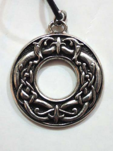 Celtic pendants / Viking Beasts