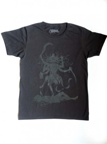 CATANA / Dancing KALI T-shirts - Carbon x Black
