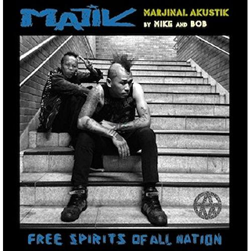 MAJIK (MARJINAL Acoustic) / FREE SPIRITS OF ALL NATION