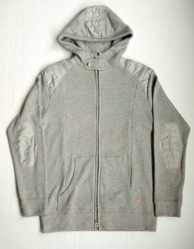 PUNK TRIBE / OPEN MIND PARKA - GRAY