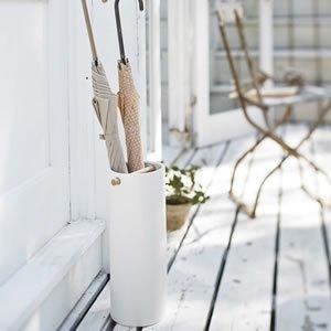 陶器傘立て コモ スリム【玄関収納/おしゃれ】