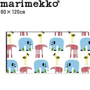 マリメッコ ファブリックパネル カルクマトカ(Karkumatka)600×1200【北欧雑貨/北欧生地】