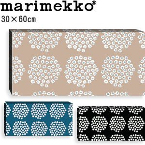 マリメッコ ファブリックパネル プケッティ(Puketti)300×600【北欧雑貨/北欧生地】
