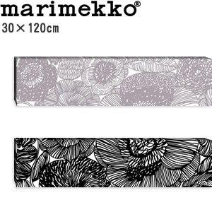 マリメッコ ファブリックパネル クルイェンポルヴィ(KURJENPOLVI)300×1200【北欧雑貨】