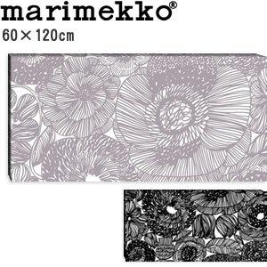 マリメッコ ファブリックパネル クルイェンポルヴィ(KURJENPOLVI)600×1200【北欧雑貨/北欧生地】