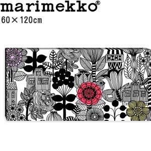 マリメッコ ファブリックパネル リントゥコト(Lintukoto)600×1200【北欧雑貨/北欧生地】