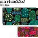 マリメッコ ファブリックパネル ピエニ プルヌッカ(Pieni Purnukka)300×600【北欧雑貨/北欧生地】