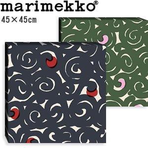 マリメッコ ファブリックパネル ソナッティ(Sonaatti)450×450【北欧雑貨/北欧生地】