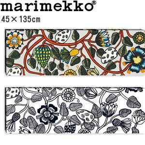 マリメッコ ファブリックパネル ティアラ(Tiara)450×1350【北欧雑貨】