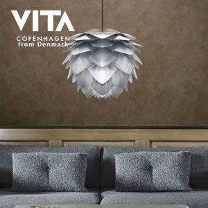 ヴィータ(VITA)ペンダントライト シルヴィア スチール(Silvia steel)【北欧/おしゃれ】