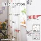 リサ・ラーソン(Lisa Larson)既製カーテン マイキー 1枚入【おしゃれ/北欧インテリア】