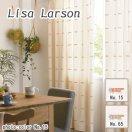 リサ・ラーソン(Lisa Larson)既製カーテン マイキー刺繍 1枚入【おしゃれ/北欧インテリア】の商品写真