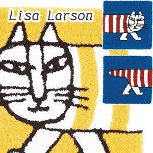 リサ・ラーソン(Lisa Larson)パズルマット マイキー【おしゃれ/北欧インテリア】