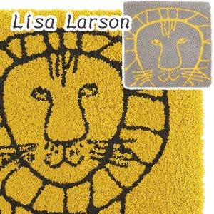 リサ・ラーソン(Lisa Larson)パズルマット ライオン【おしゃれ/北欧インテリア】