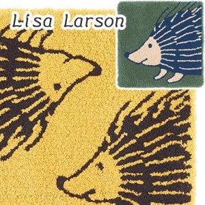 リサ・ラーソン(Lisa Larson)パズルマット ハリネズミ【おしゃれ/北欧インテリア】
