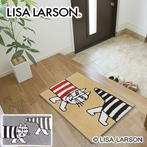 リサ・ラーソン(Lisa Larson)玄関マット マイキー【おしゃれ/北欧インテリア】