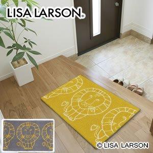 リサ・ラーソン(Lisa Larson)玄関マット ライオン【おしゃれ/北欧インテリア】