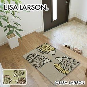 リサ・ラーソン(Lisa Larson)玄関マット ハリネズミ【おしゃれ/北欧インテリア】