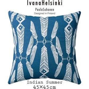 イヴァナ ヘルシンキ(Ivana Helsinki)クッションカバー インディアンサマー(Indian Summer)【おしゃれ/北欧…