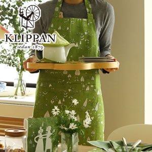 クリッパン(KLIPPAN)エプロン ムーランド【北欧雑貨/キッチン】