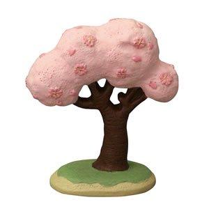 デコレ(DECOLE)コンコンブル 公園の桜【お花見/置物】