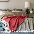 クリッパン(KLIPPAN)スローケット ダリア W130×L200cm【北欧雑貨】